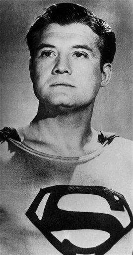 George Reeves (Jan. 5, 1914 - June 16,