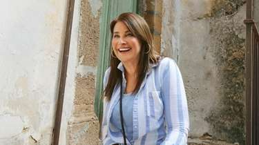 "Lorraine Bracco stars in HGTV's ""My Big Italian"
