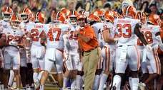 The Sept. 12 Clemson-Wake Forest game in Winston-Salem,