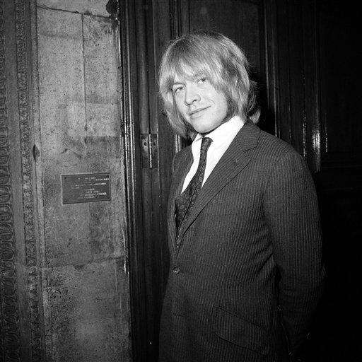 Brian Jones (Feb. 28, 1942 - July 3,