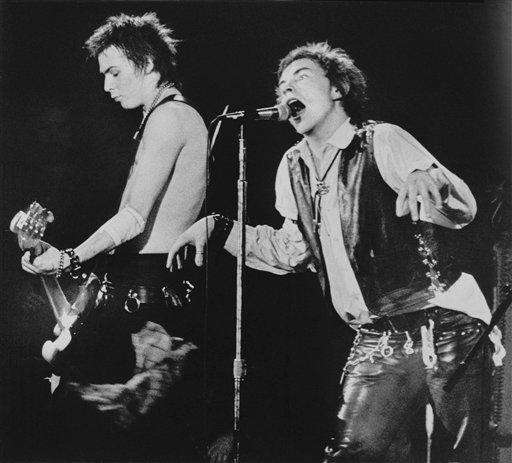 Sid Vicious (May 10, 1957 - Feb. 2,