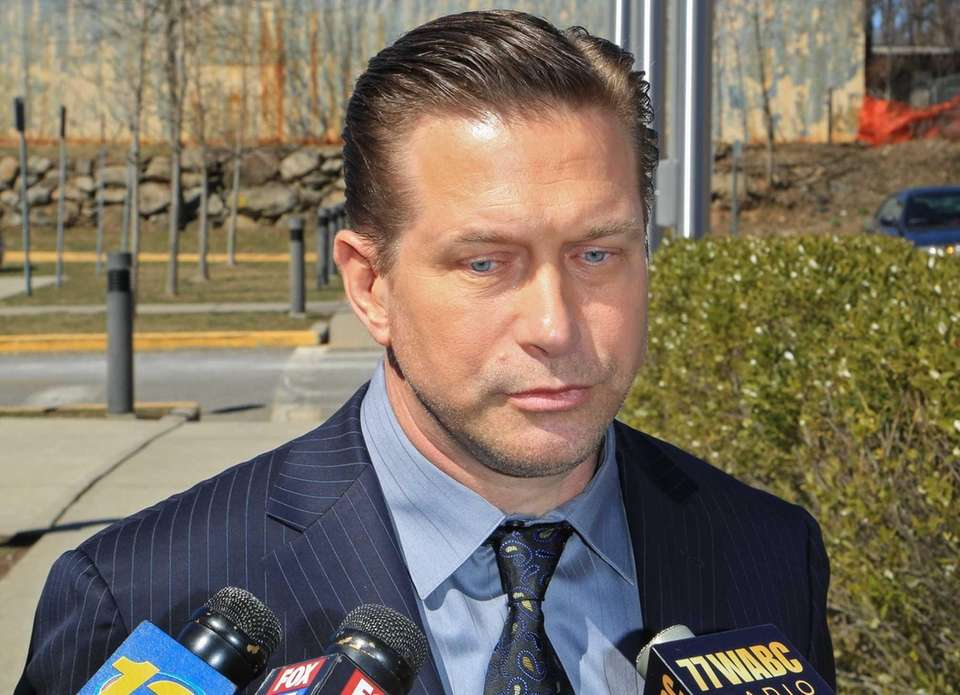 In March 2013, Stephen Baldwin pleaded guilty to