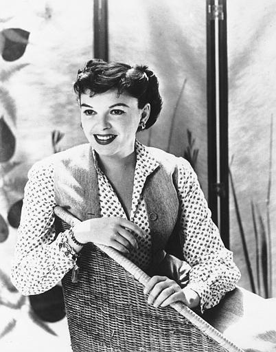 Judy Garland (June 10, 1922 - June 22,