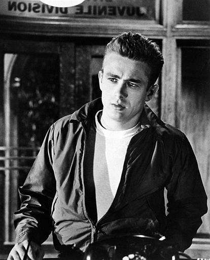 James Dean (Feb. 8, 1931 - Sept. 30,