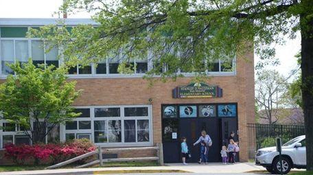 Saltzman East Memorial School in Farmingdale was closed