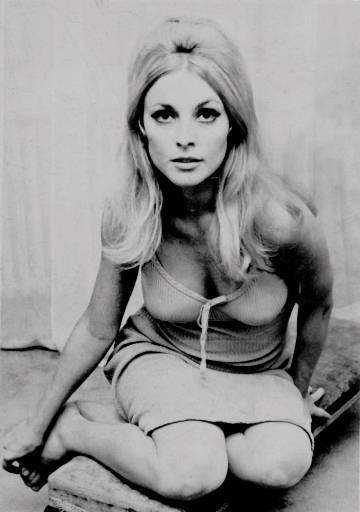 Sharon Tate (Jan. 24, 1943 - Aug. 9,