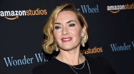 """Kate Winslet attends a special screening of """"Wonder"""