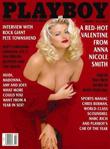 Anna Nicole Smith (Nov. 28, 1967 - Feb.
