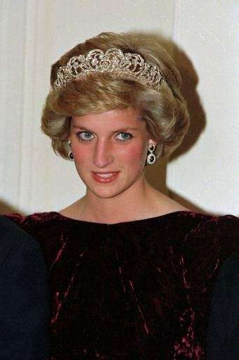 Diana, Princess of Wales (July 1, 1961 -
