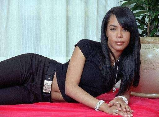 Aaliyah (Jan. 16, 1979 - Aug. 25, 2001):