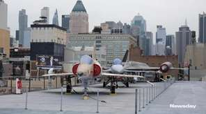 The Intrepid Sea, Air & Space Museum will