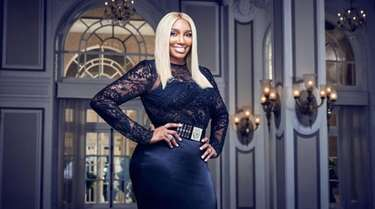 "NeNe Leakes of Bravo's ""Real Houswives of Atlanta"""