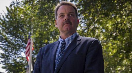 Incoming East Hampton Village Mayor Jerry Larsen is