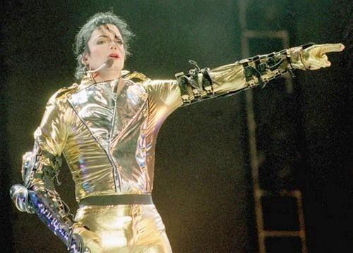 Michael Jackson (Aug. 29, 1958 - June 25,