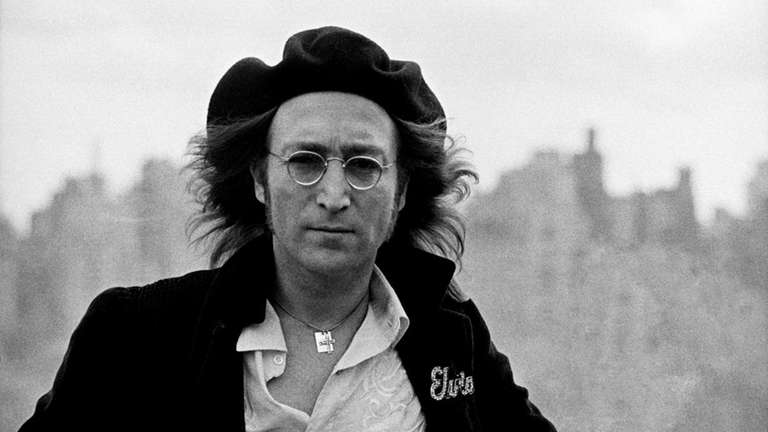 John Lennon is one of many artists who