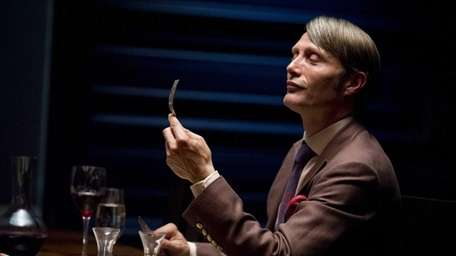 Mads Mikkelson as Dr. Hannial Lecter in