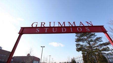 The owner of Grumman Studios in Bethpage plans