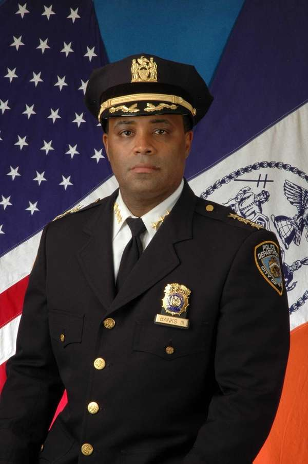New York City Police Dept. Chief of Department