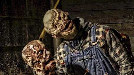 Darkside Haunted House in Wading River has revamped