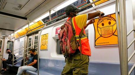 Earlier this week, a Metropolitan Transportation Authority employee