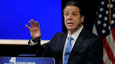 Gov. Andrew M. Cuomo insists on repealing President