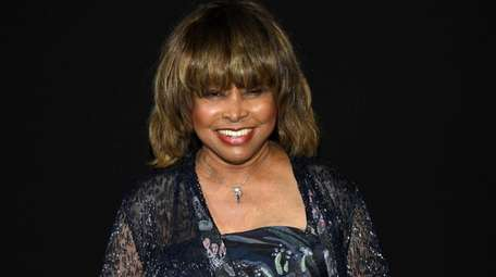Tina Turner is one of the female rockers