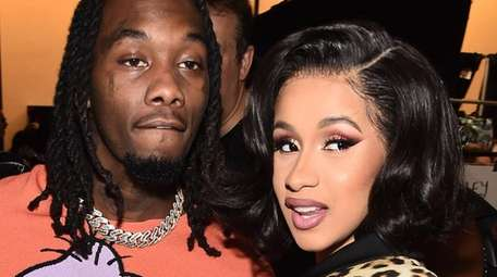 Hip-hop stars Offset and Cardi B were married