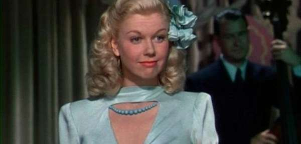 Film legend, Doris Day, reveals how she would
