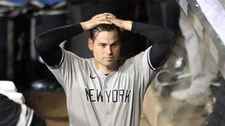 Adam Ottavino #0 of the New York Yankees