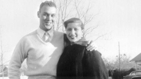 Ruth Bader Ginsburg and her husband Martin Ginsburg