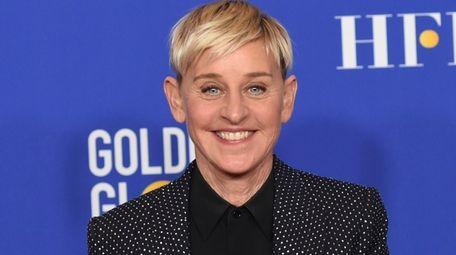 Ellen DeGeneres addressed reports of a toxic