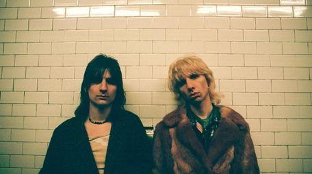 "The Long Island duo ""The Lemon Twigs"" D'Addario"
