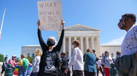 Kelli Midgley, an English teacher from Baltimore, joins