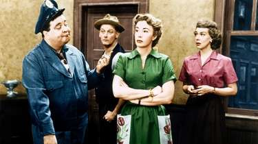 Baby, they're the greatest: Jackie Gleason, Art Carney,