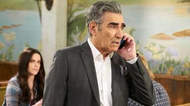 "Eugene Levy stars in Canadian Comedy ""Schitt's Creek,"""
