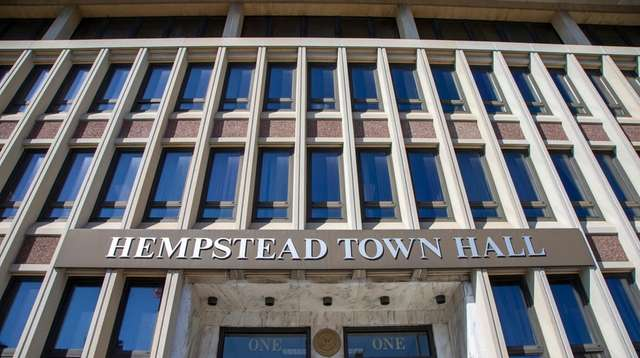 Hempstead officials moved its building commissioner to run