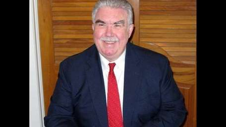 Kaufman County District Attorney Mike McLelland is shown