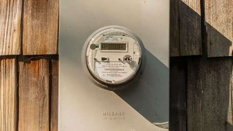PSEG installed a new smart meter at Harry