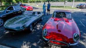 Corvette owner John DiBlasi says car shows have