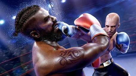 In Real Boxing 2, competitors must endure rigorous