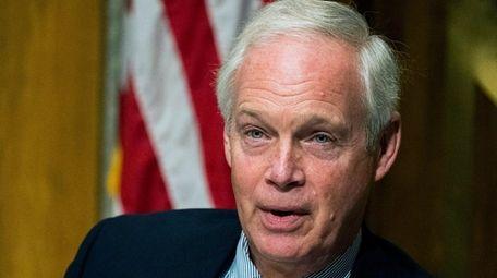 A report by Republican Sen. Ron Johnson's Homeland