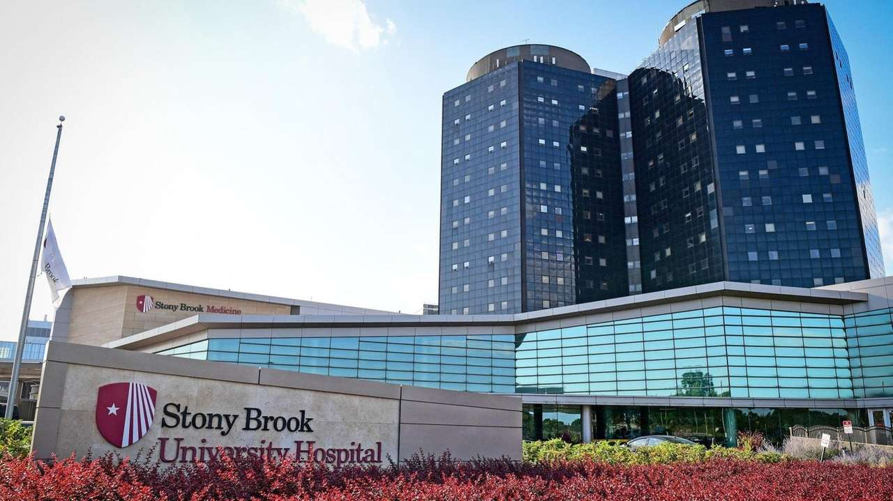 Stony Brook University Hospital is creating a virtual