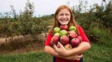 Check out farms and orchards on Long Island