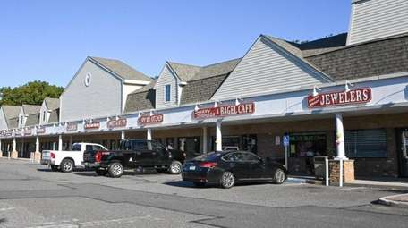 Stores at Shoreham Plaza on Route 25A