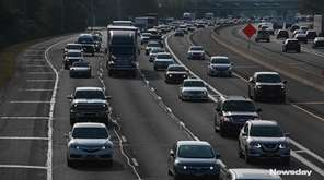 The average Long Island driver spends 81 extra