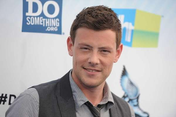 Cory Monteith attends the 2012 Do Something awards