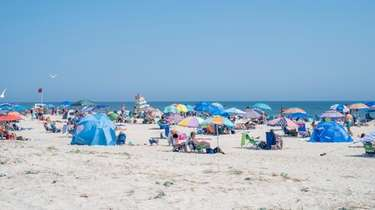 Cupsogue Beach County Park in Westhampton Beach on