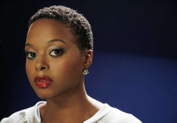 Grammy Award-winning singer/songwriter Chrisette Michele was born in