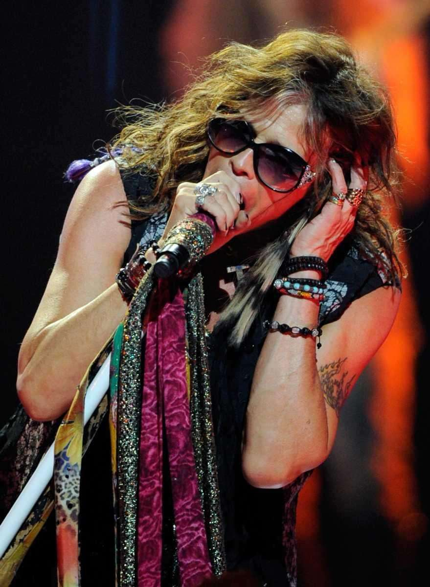 Aerosmith lead singer and former