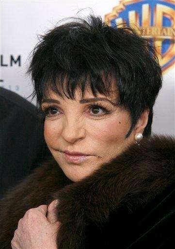 Liza Minnelli has been in and out of